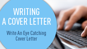Writing an eye catching cover letter